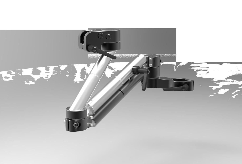 Lift Assist Articulating Arm : Lift and lock